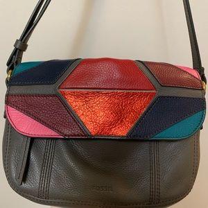 FOSSIL Molly Flap Crossbody Bag